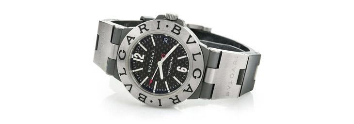 sell Buglari Diagono watch