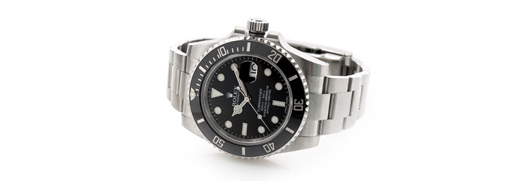 Rolex Submariner on Worthy