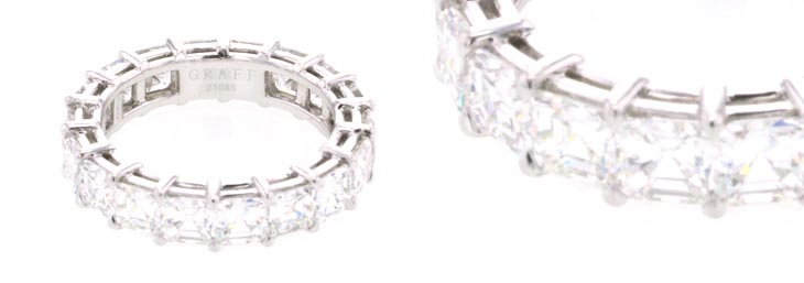 graff diamond eternity ring