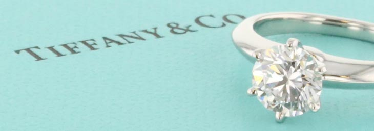 Buy Used Tiffany Engagement Rings Worthy Com