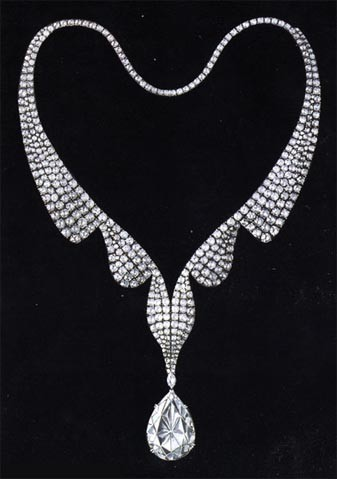 elizabeth taylor diamond jewelry collection
