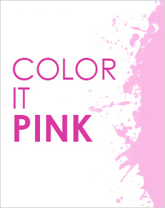 Color it pink