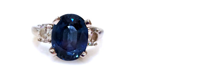"b2a518847 The original ""true blue,"" sapphire is one of the world's most valuable  gemstones. It's one of the world's most popular gems too since its rich  velvety blue ..."