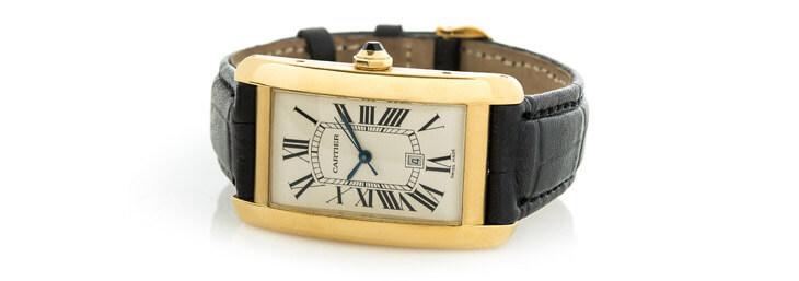 Sell a Cartier Watch