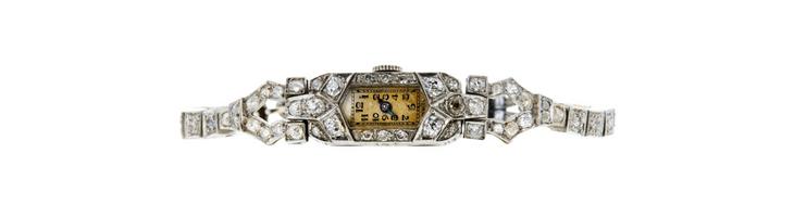 Antique Diamond Watch