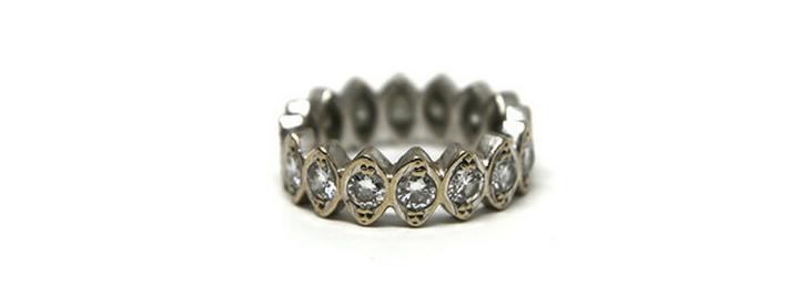 estate Crown Ring