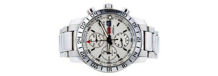 sell Chopard chrono watch