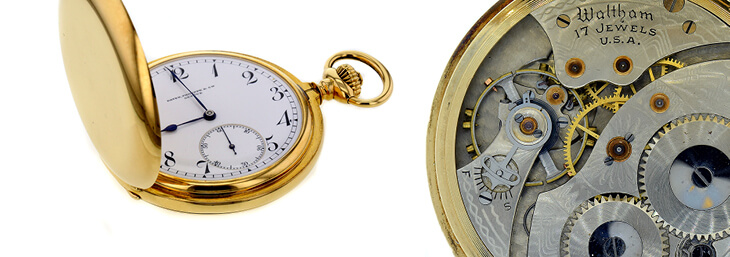 Sell Antique Pocket Watch
