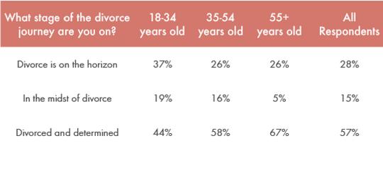 Worthy.com Divorce Financial Study - participants