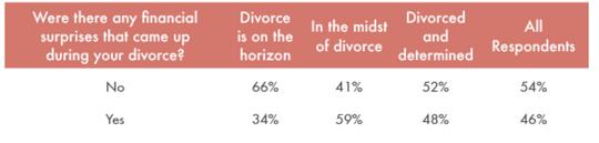 Worthy Divorce Financial Study