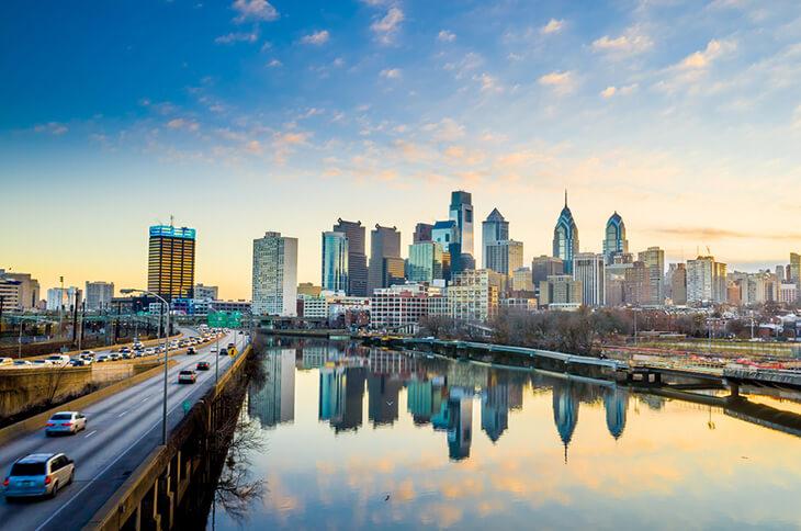 a bit about Philadelphia