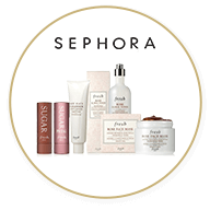 One of five $100 gift cards to Sephora!