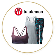 One of three $200 Lululemon gift cards!