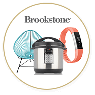 One $1,000 gift card to Brookstone!