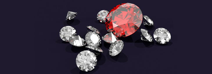 Sell rubies
