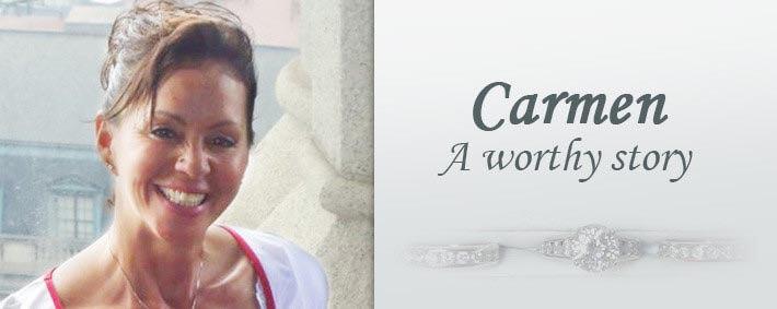 Carmen - A Worthy.com Customer Story