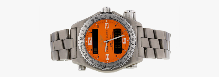 Sell Breitling Emergency Watch