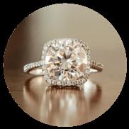 Worthy Divorced women Financial Study: ring logo