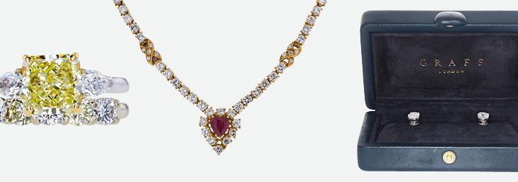sell graff jewelry